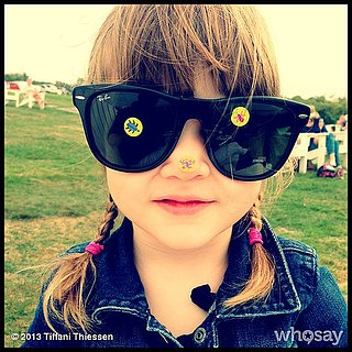 Celebrity Moms' Instagram Pictures Week of Sept. 1, 2013
