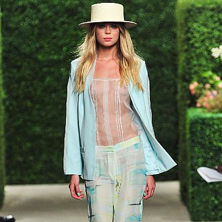 Nonoo Spring 2014 Runway Show | NY Fashion Week
