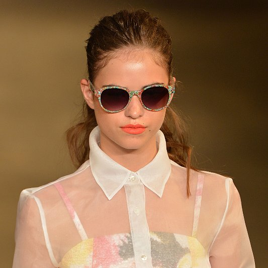 Christian Siriano Creates His Ideal Beach Babe For Spring