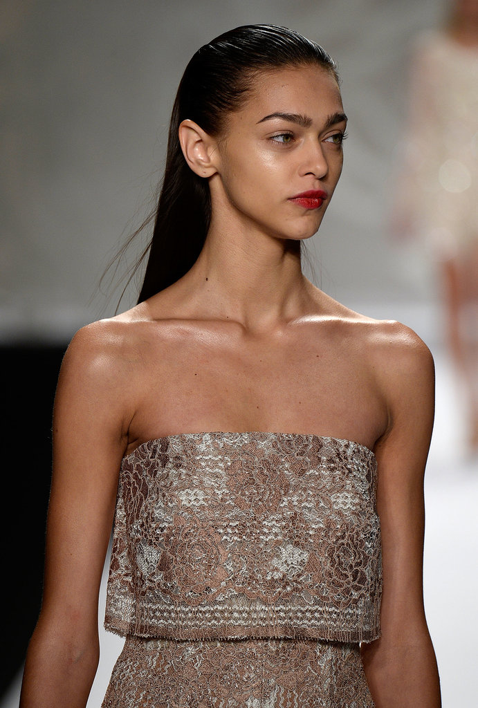 Monique Lhuillier Spring 2014