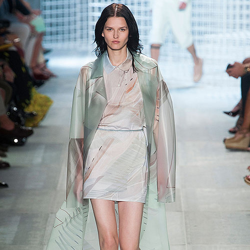 2014 Spring New York Fashion Week Runway Lacoste | Pictures