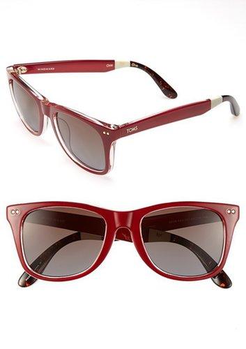 TOMS 'Classic 102' 52mm Sunglasses