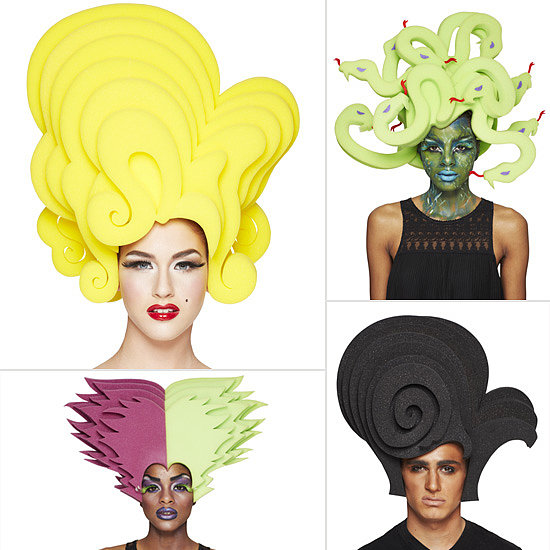 Wig Out Over Chris March's Halloween Collaboration With Target