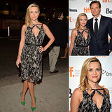Reese Witherspoon Takes a Quick Trip to TIFF For Devil's Knot