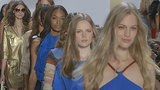 Naomi Campbell Shuts It Down at the DVF Show