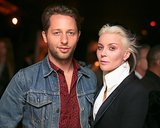 Is it just us, or are Daphne Guinness and Derek Blasberg smizing?