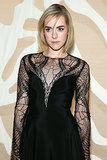 How fresh is Jena Malone's straight blond bob?