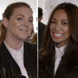 Celebrities at New York Fashion Week Spring 2014 | Video