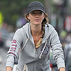 Gisele Bundchen Riding Her Bike in Boston | Pictures