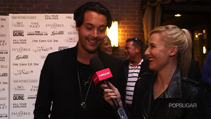 "Jack Huston on Playing Jack Kerouac and What's Ahead on Boardwalk Empire: ""Killing"""