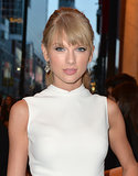 Taylor Swift stepped out for the One Chance premiere.