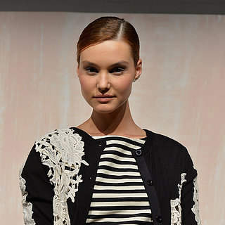 Alice + Olivia Spring 2014 Hair and Makeup | Runway Pictures