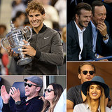See the Stars at the US Open!