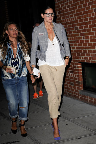 Leave it to Jenna Lyons to make khakis anything but ordinary.