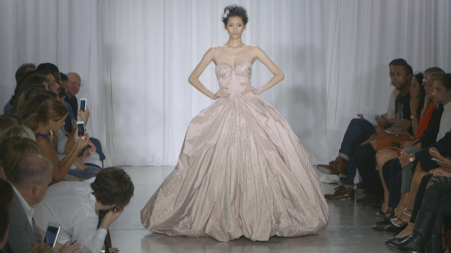 Watch: Zac Posen Spring 2014 Runway Show