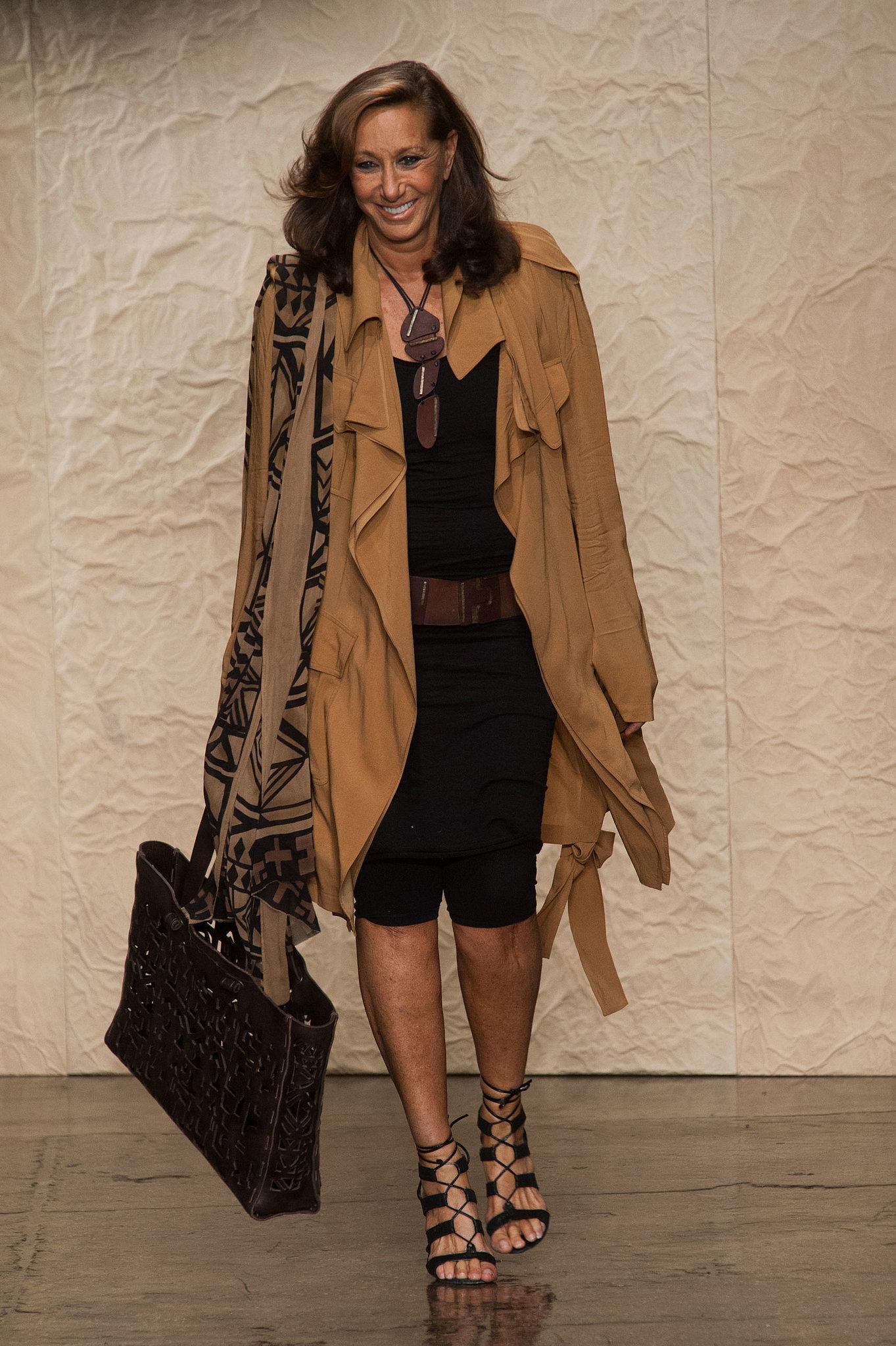 Donna Karan NY Spring 2014