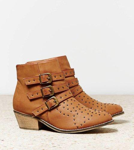AEO Triple Buckle Boot