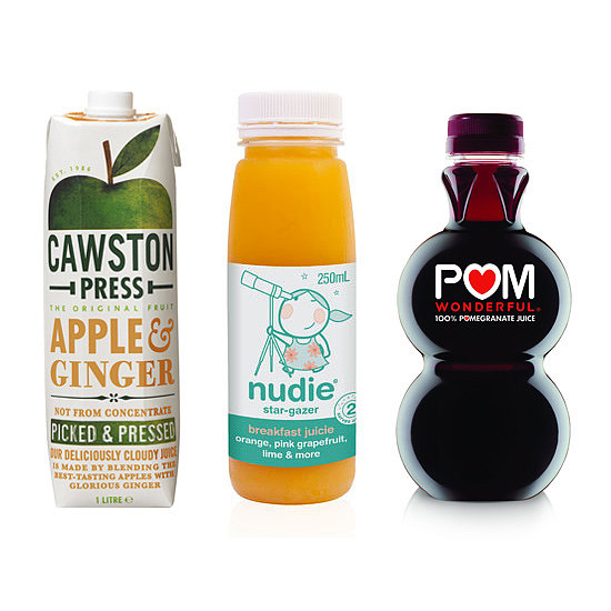Calorie Showdown: 10 Popular Store Bought Juices