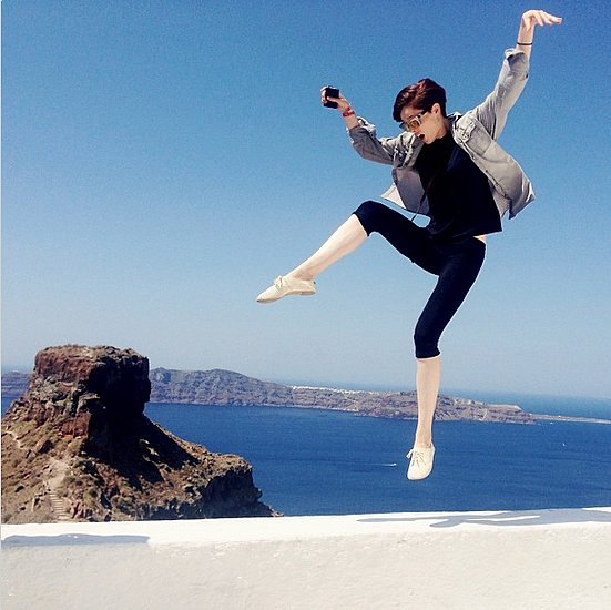 No one's got moves like Coco! Source: Instagram user cocorocha