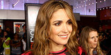 Video: Rose Byrne Is So Excited to Sing and Dance With Jamie Foxx in Annie