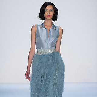 Badgley Mischka Spring 2014 Runway Show | NY Fashion Week