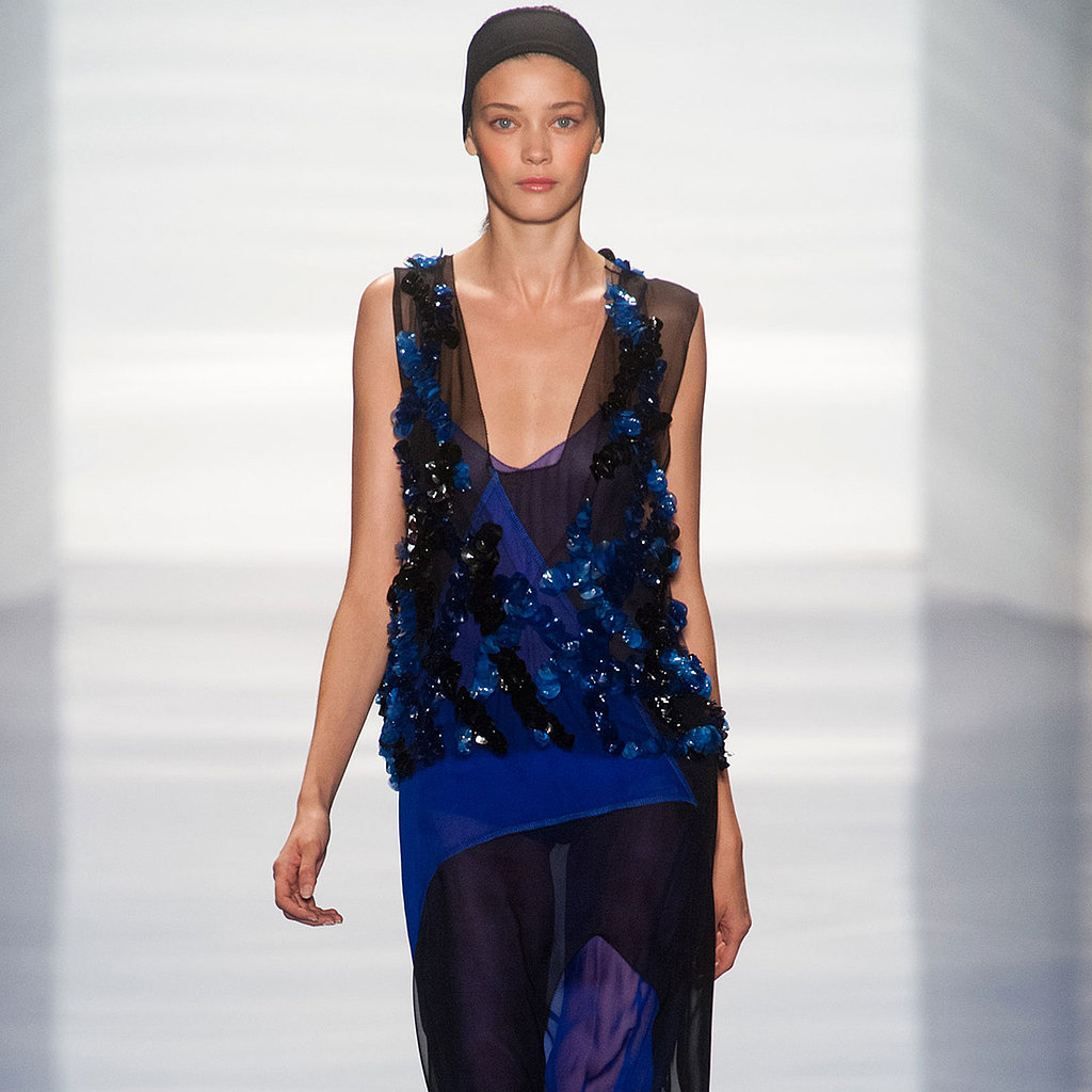 Vera Wang Spring 2014 Runway Show | NY Fashion Week