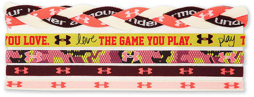 Under Armour Accessories, Active Mini Headband Multi-Pack