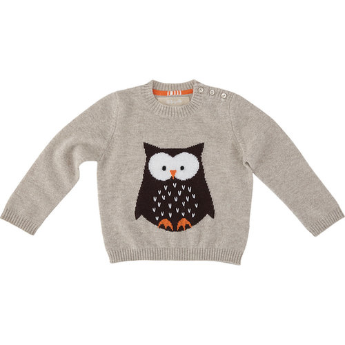 Intarsia Sweaters For Kids
