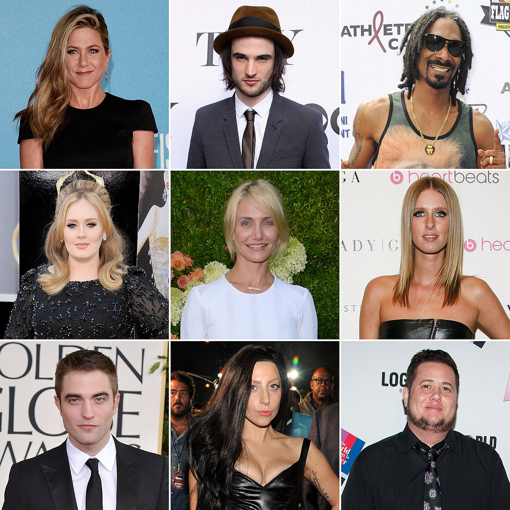 Stars Who Went to High School Together