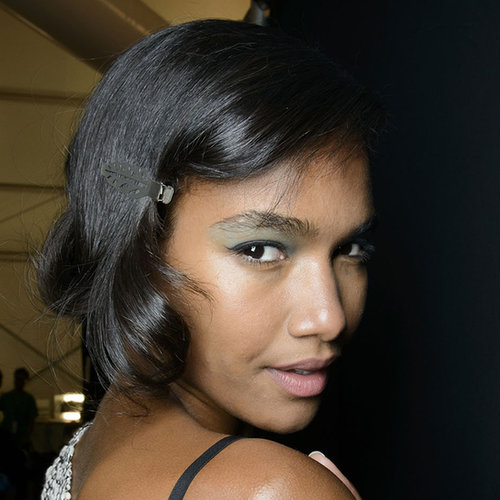 Badgley Mischka Beauty at 2014 Spring New York Fashion Week
