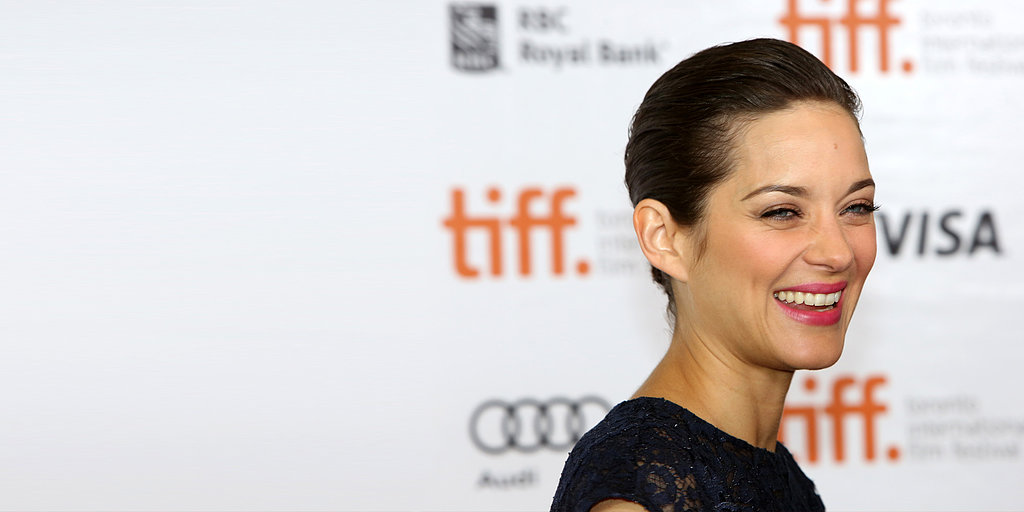 Buns and Bold Lips Galore at the Toronto Film Festival