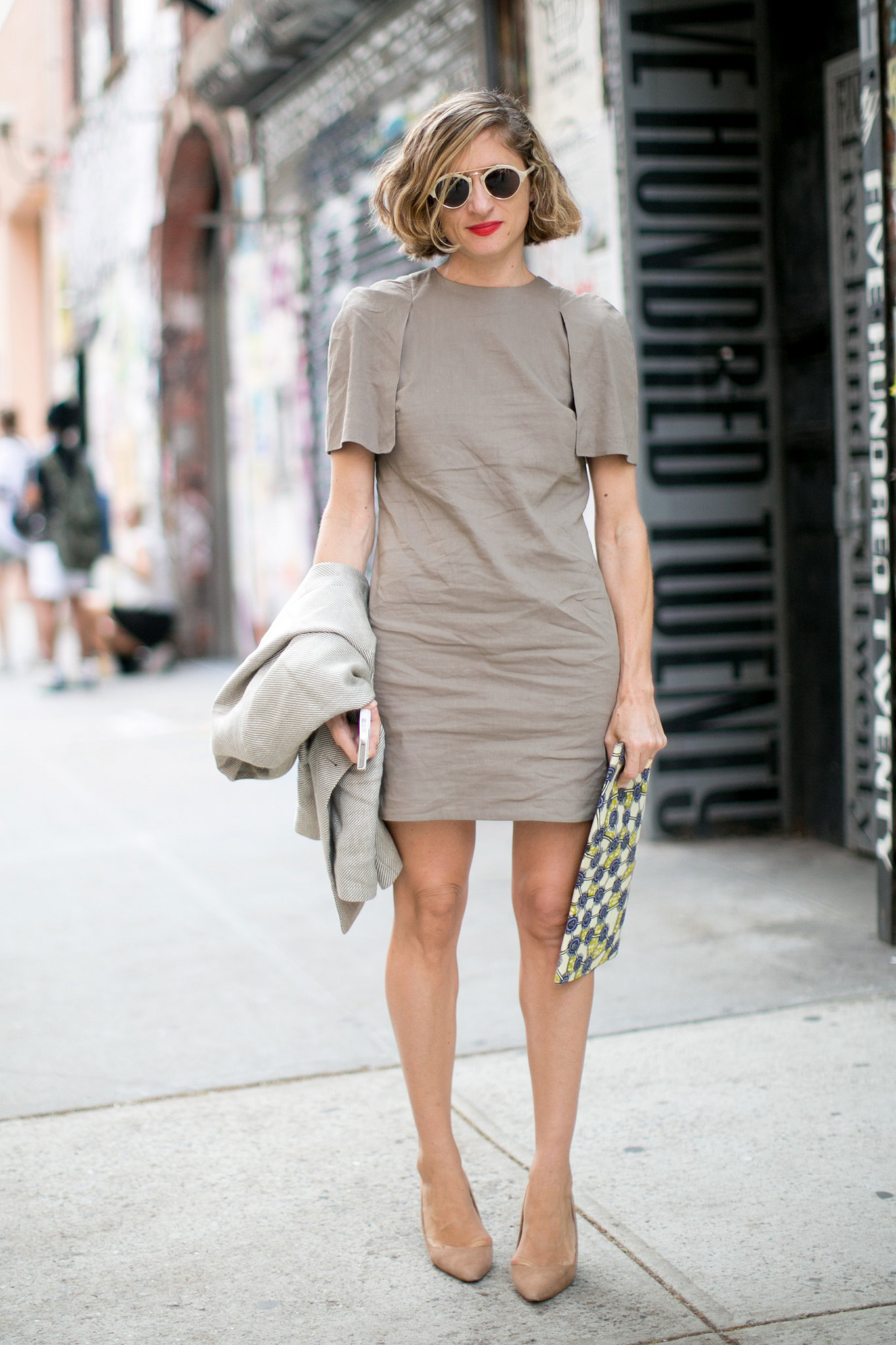 TOUT EN VOGUE!: Hot Shots: The Best Street Style at NYFW ...