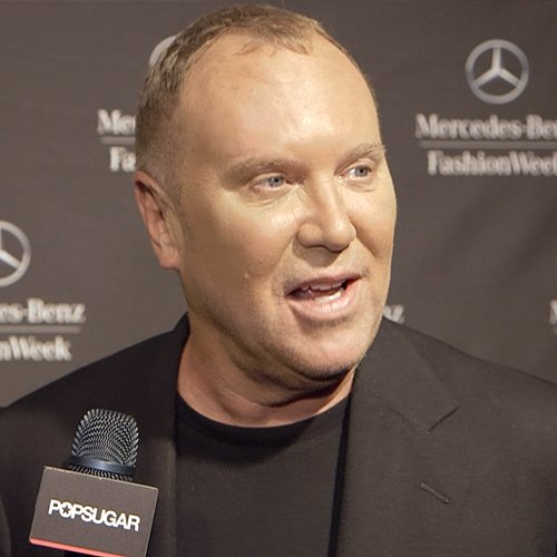 Michael Kors Interview at New York Fashion Week Spring 2014