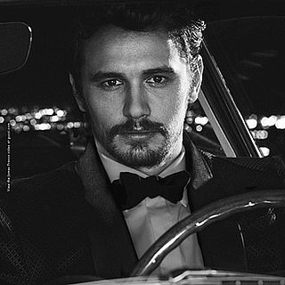 James Franco in New Gucci Ad