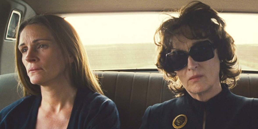 TIFF Review: Meryl and Julia Show Us How It's Done in August: Osage County