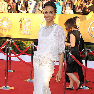 Zoe Saldana Red Carpet Style