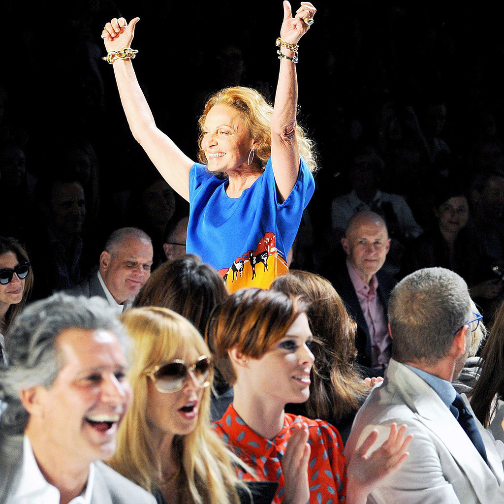 The Dance of Diane von Furstenberg