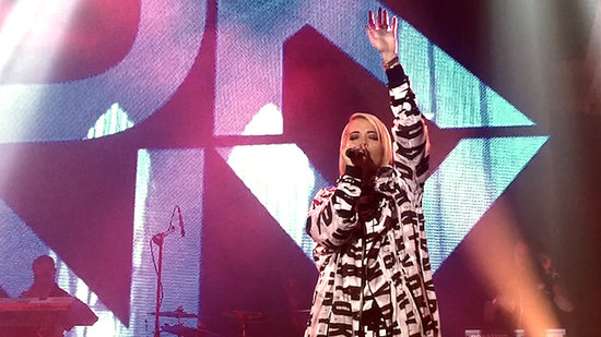 Watch Rita Ora Perform LIVE at the #DKNY25 Party!