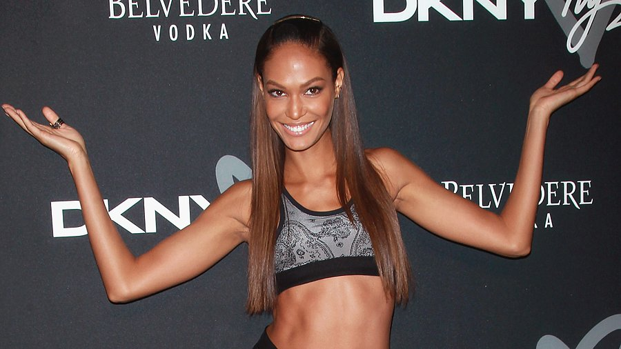 Joan Smalls Dishes on Her First Runway Show