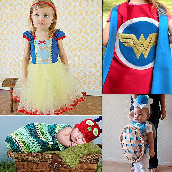 20 Beautiful Handmade Halloween Costumes For Kids