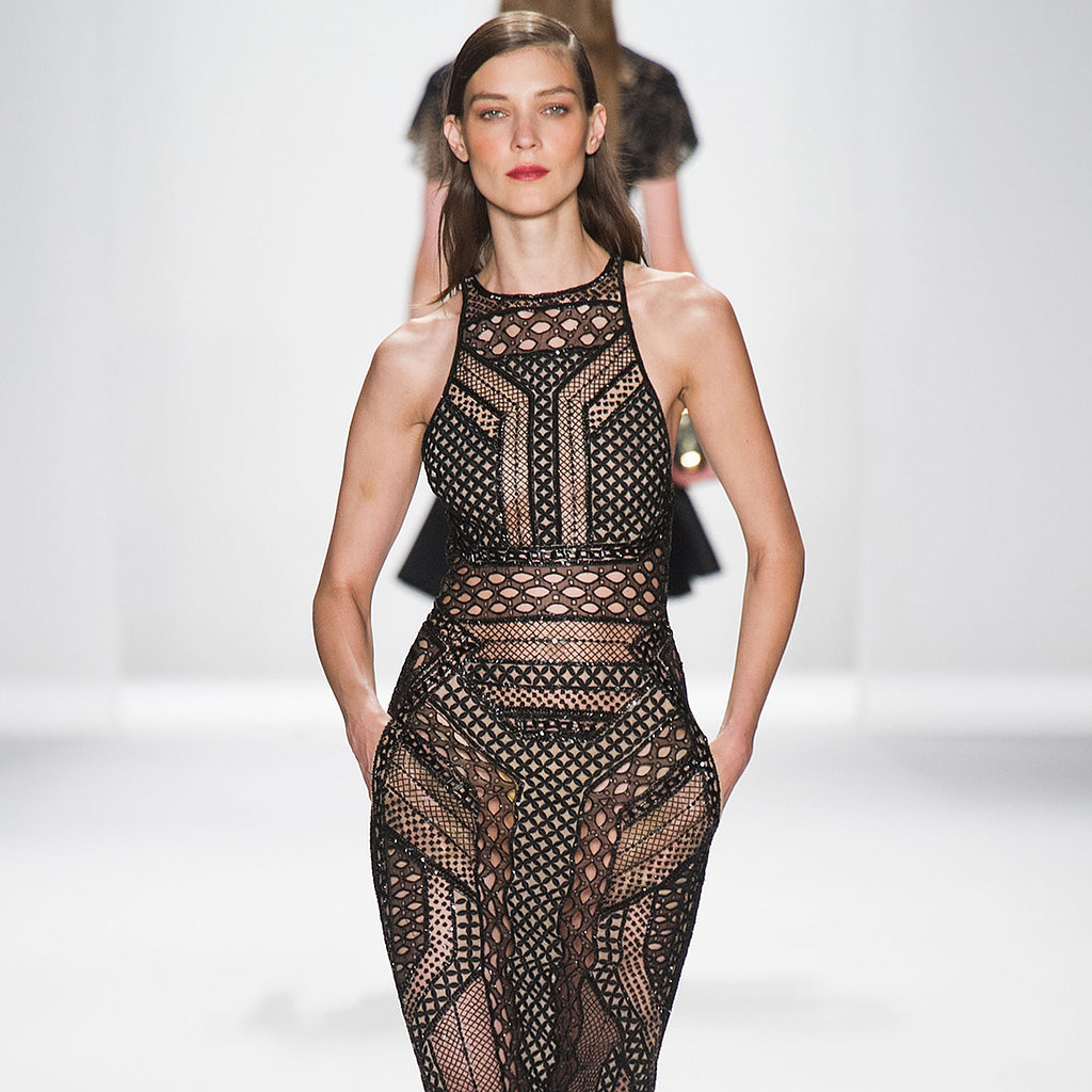 J. Mendel Spring 2014 Runway Show | New York Fashion Week