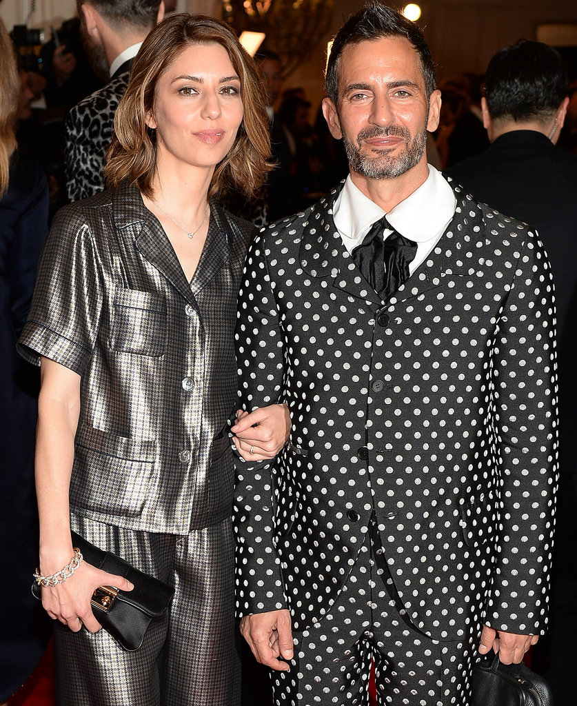 Sofia Coppola and Marc Jacobs