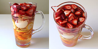 Toast to the End of Summer With Strawberry-Peach Sangria