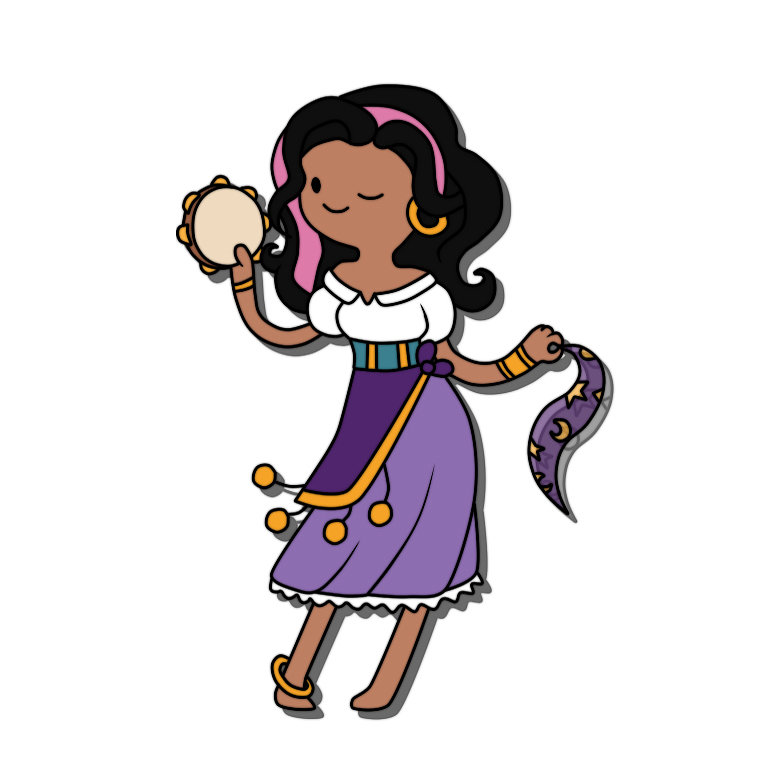Adventure Time Esmeralda