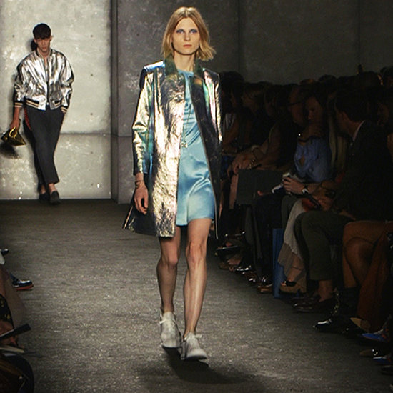 Metallics Rule at Marc by Marc Jacobs