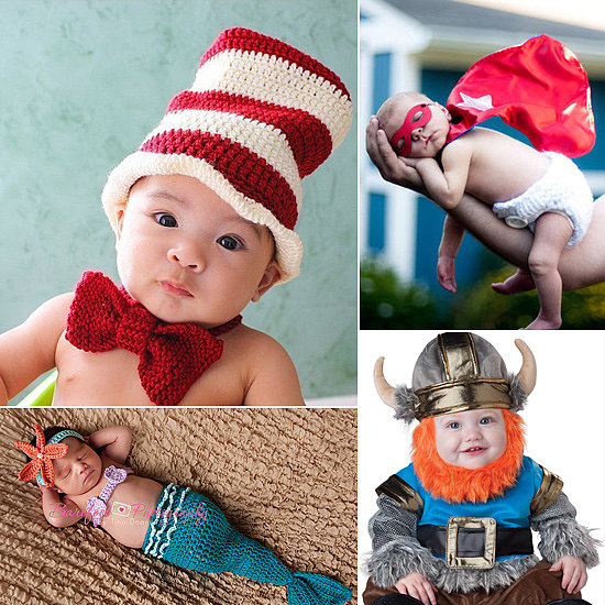 Baby's First Halloween: 17 Cute Costume Ideas