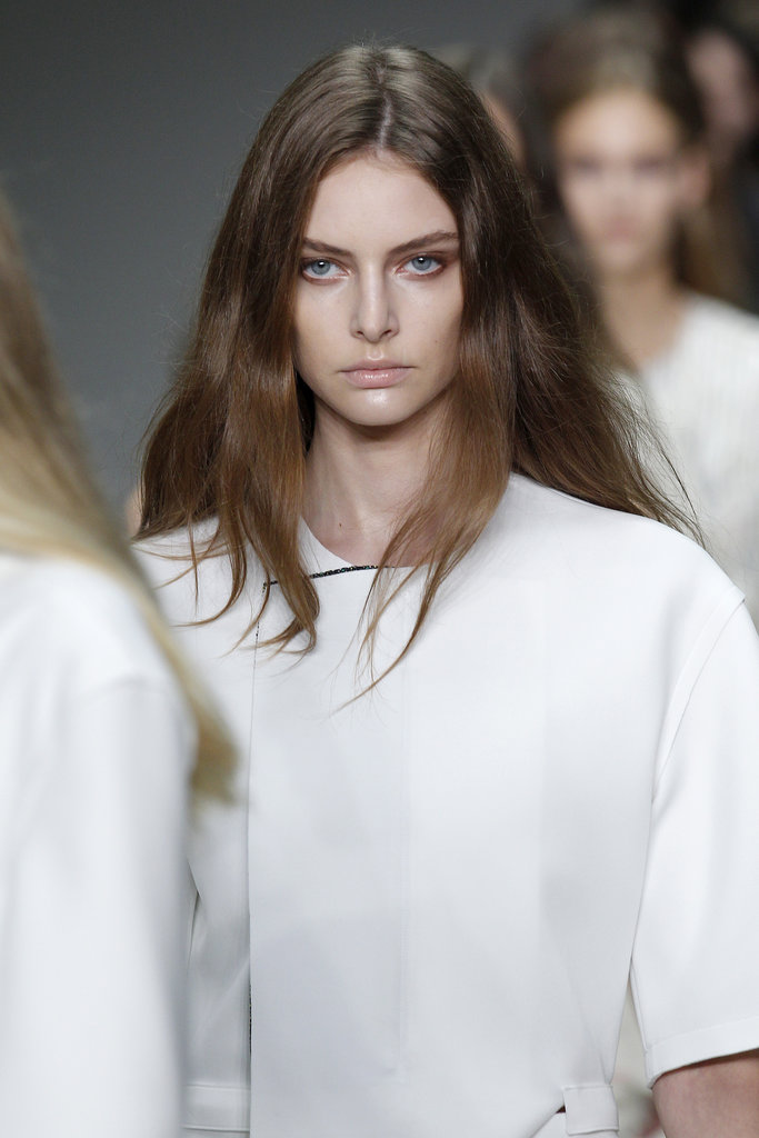 Calvin Klein Embraces the Brown Smoky Eye For Spring