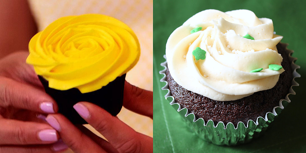 Quick, Beautiful Ways to Ice Cupcakes
