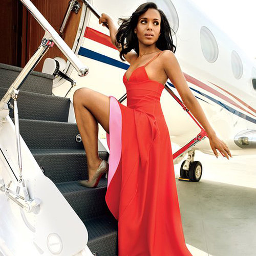 Kerry Washington Workout to Stay Slim