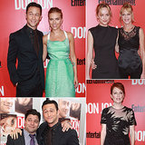 Joseph Gordon-Levitt and Scarlett Johannson Premiere Their New Movie in Sexy Style